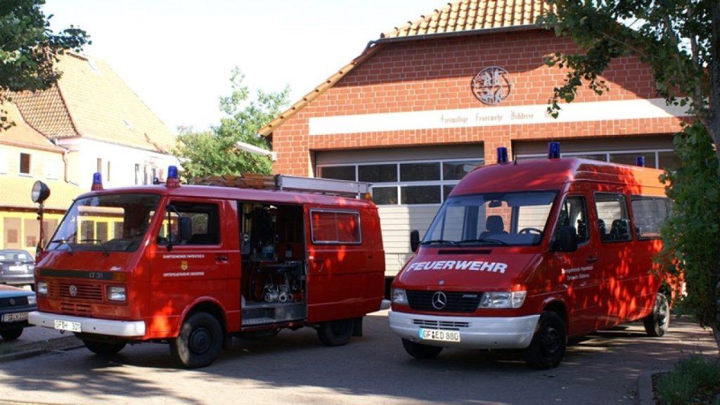 Fahrzeuge Didderse 2008